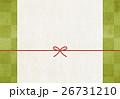 のし【和風背景・シリーズ】 26731210