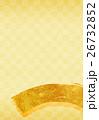 和柄 背景 和風のイラスト 26732852