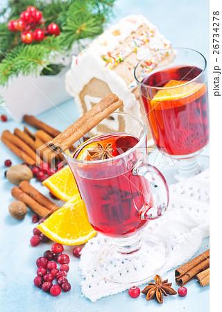 christmas drinkの写真素材 [26734278] - PIXTA
