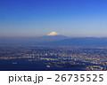 横浜市 富士山 風景の写真 26735525
