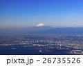 横浜市 富士山 風景の写真 26735526