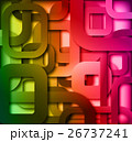 Colorful abstract background. Vector 26737241