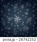 Seamless Christmas texture pattern. EPS 10 26742252