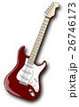 エレキギター 26746173