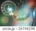 デジタルミュージック 26746296