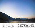 京都 嵐山 夕暮れの写真 26750143