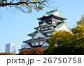 秋の大阪城 26750758