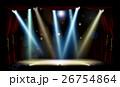 ステージ 舞台 シアターのイラスト 26754864