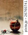 クリスマス クリスマスボール ボールの写真 26760741