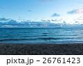 夕方の海(ニューカレドニア ヌメア) 26761423
