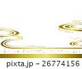 和 壁紙 背景素材のイラスト 26774156