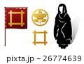 井伊直虎応援グッズ3(尼僧付き) 26774639