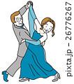 社交ダンスのおばさまおじさま 26776267