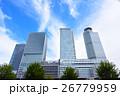 名古屋の都市風景・名古屋駅 26779959