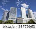 名古屋の都市風景・名古屋駅 26779963