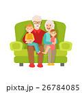 おばあさん おばあちゃん お婆さんのイラスト 26784085