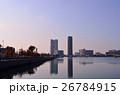 福岡県 香椎浜 風景の写真 26784915