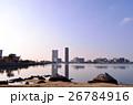 福岡県 香椎浜 風景の写真 26784916