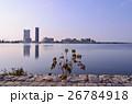 福岡県 香椎浜 風景の写真 26784918