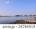 福岡県 香椎浜 風景の写真 26784919