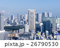 東京 都会 風景の写真 26790530