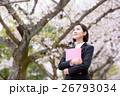 新入社員 女性 ビジネスウーマンの写真 26793034