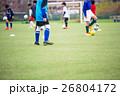 サッカーをする少年 イメージ 26804172