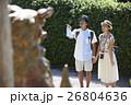 人物 沖縄 カップルの写真 26804636