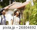 人物 沖縄 カップルの写真 26804692