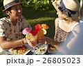 カップル 旅行 デートの写真 26805023