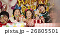 バースデイパーティー ファミリー 26805501