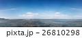 パノラマ パノラマの 海の写真 26810298