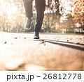 ジョギング 26812778