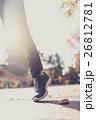 ジョギング 26812781