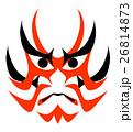 歌舞伎の顔 26814873
