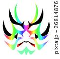 歌舞伎の顔 26814876