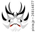 歌舞伎の顔 26814877