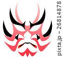 歌舞伎の顔 26814878