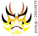 歌舞伎の顔 26814879