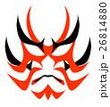 歌舞伎の顔 26814880