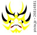 歌舞伎の顔 26814881