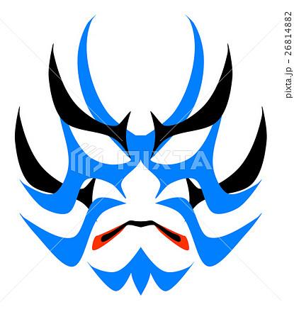 歌舞伎の顔 26814882