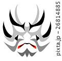 歌舞伎の顔 26814885