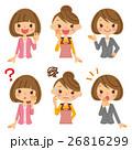 女性 主婦 ビジネスウーマン 表情 26816299