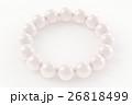 真珠のイラストCG 26818499