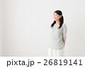 笑顔 女性 20代の写真 26819141