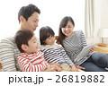 家族 タブレット 視聴の写真 26819882