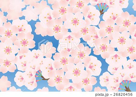 桜のイラスト素材 [26820456] - PIXTA