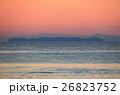 紀伊水道の夕景 26823752