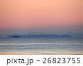 紀伊水道の夕景 26823755